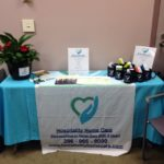 Home Care Services Seattle WA - Hospitality Home Care Attends a Fund Raiser and Resource Fair